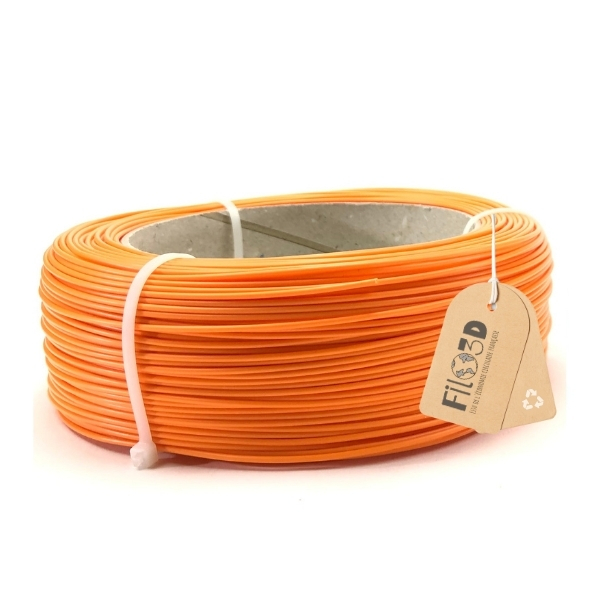 Filament Filo 3D PLA 1.75mm - Orange
