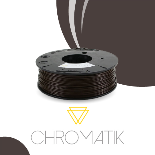 Filament Chromatik PLA 1.75mm - Chocolat