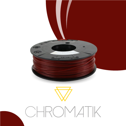 Filament Chromatik PLA 1.75mm - Cherry Red