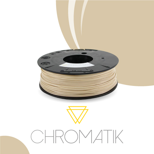 Filament Chromatik PLA 1.75mm - Ivoire