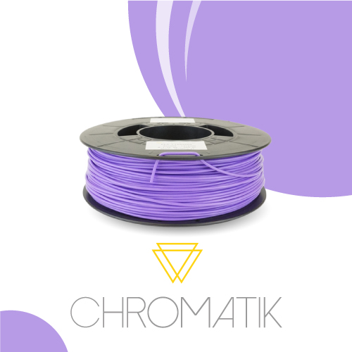 Filament Chromatik PLA 1.75mm - Lavande
