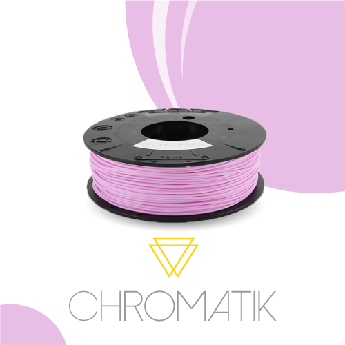Filament Chromatik PLA 1.75mm - Rose Bonbon (750g)