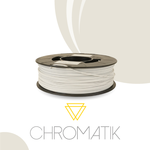 Filament Chromatik PLA 1.75mm - Blanc Craie