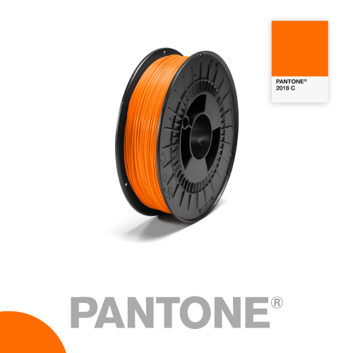 Filament Pantone PLA 1.75mm - 2018 C - Orange