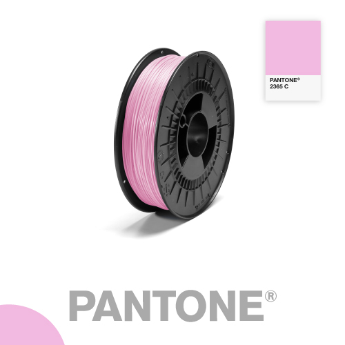 Filament Pantone PLA 1.75mm - 2365 C - Rose
