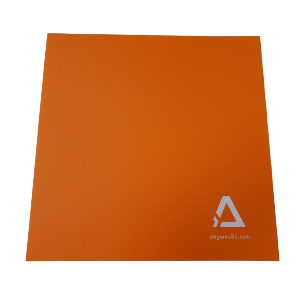 Support d'accroche BuildGrip carré ORANGE