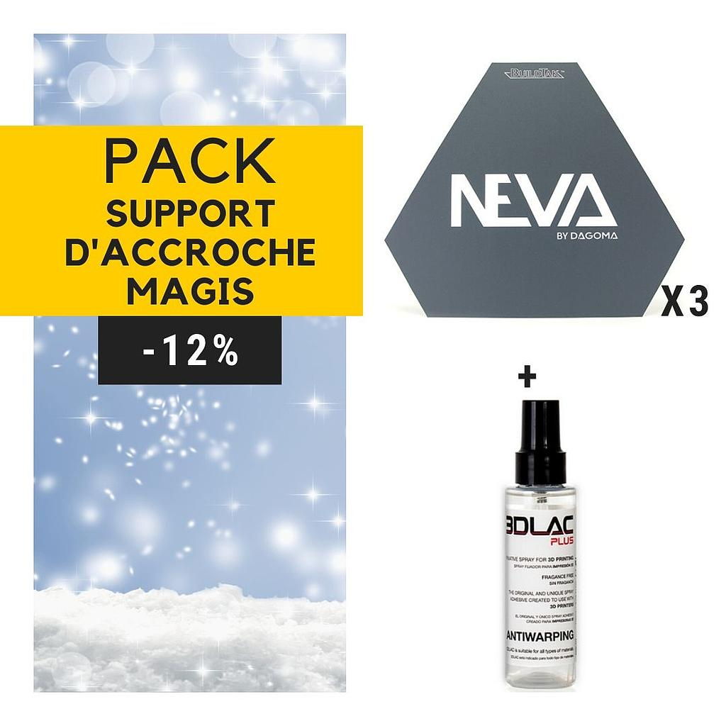 Pack support d'accroche Disco (copie)