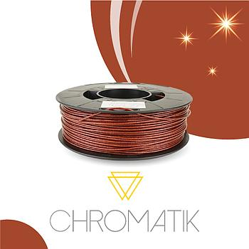 Filament Chromatik PLA 1.75mm - Rouge Pailleté