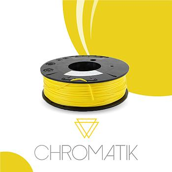 Filament Chromatik PLA 1.75mm - Lemon Yellow
