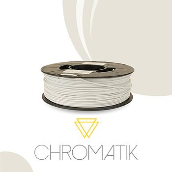 Filament Chromatik PLA 1.75mm - Shalk White
