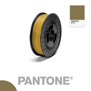 Filament Pantone PLA 1.75mm - 871 C - Or