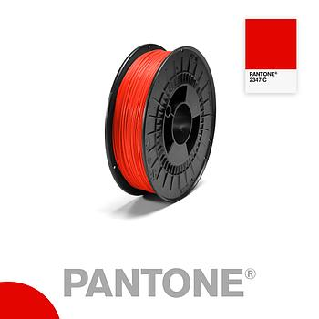 Filament Pantone PLA 1.75mm - 2347 C - Rouge