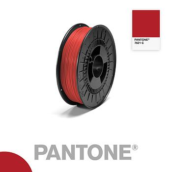 Filament Pantone PLA 1.75mm - 7621 C - Rouge
