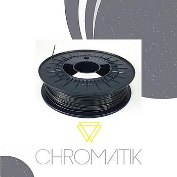 Filament Chromatik PLA 1.75mm - Gris Graphite - Galaxy